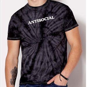 SPENCER'S - Antisocial T Shirt - UNISEX
